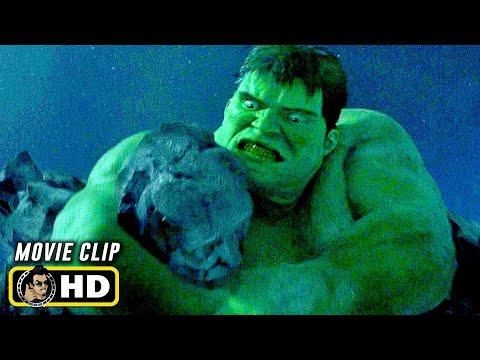 HULK (2003) Hulk Vs. Absorbing Man Final Fight [HD] Marvel