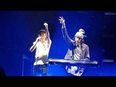 Porter Robinson & Madeon - Shelter (Live)