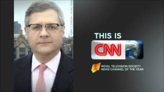 "CNN International: ""This is CNN"" promo - Jim Boulden"
