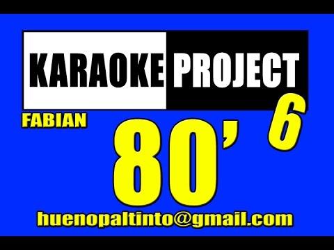 Karaoke Project 6 80' (Prueba)