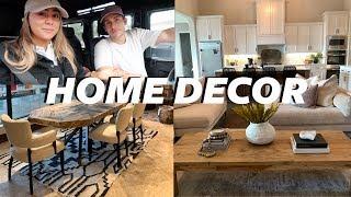 Vlog: Home Decor Shopping At Ikea & Arhaus! Julia & Hunter