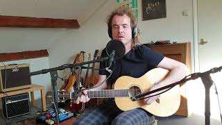 Pearl Jam - Retrograde (Cover by Eelke)