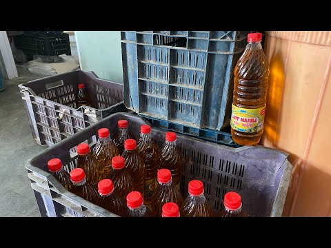 2 TONS MUSTARD OIL MILL (HINDI WITH ENGLISH SUBTITLES)
