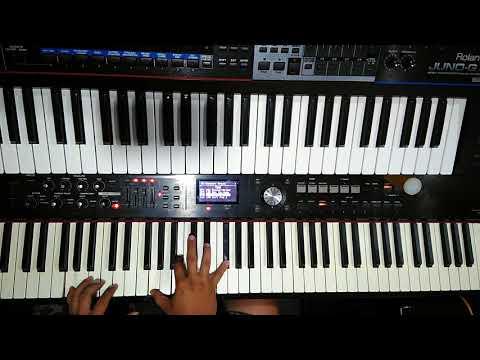 NDC Perisaiku Piano Tutorial / Cover (original Version)