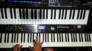Gambar cover NDC Perisaiku piano tutorial / cover (original version)