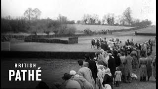 Miss Paget Wins Gold Cup (1952)