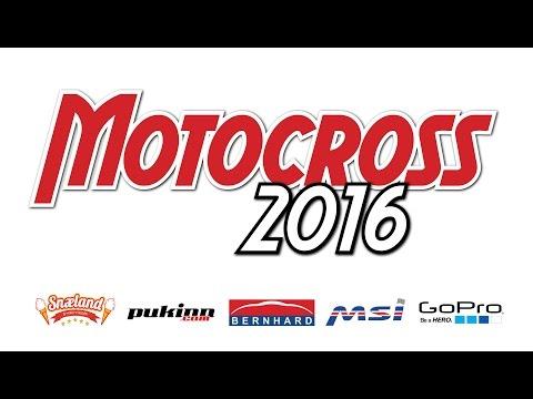 Íslandsmótið í Motocross 2016 - 11. júní Selfoss (1)