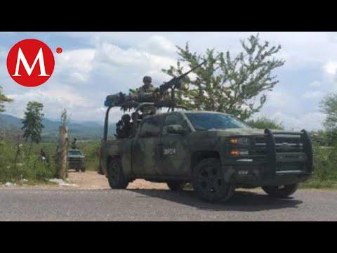 Enfrentamiento entre militares y civiles deja 15 muertos en Guerrero