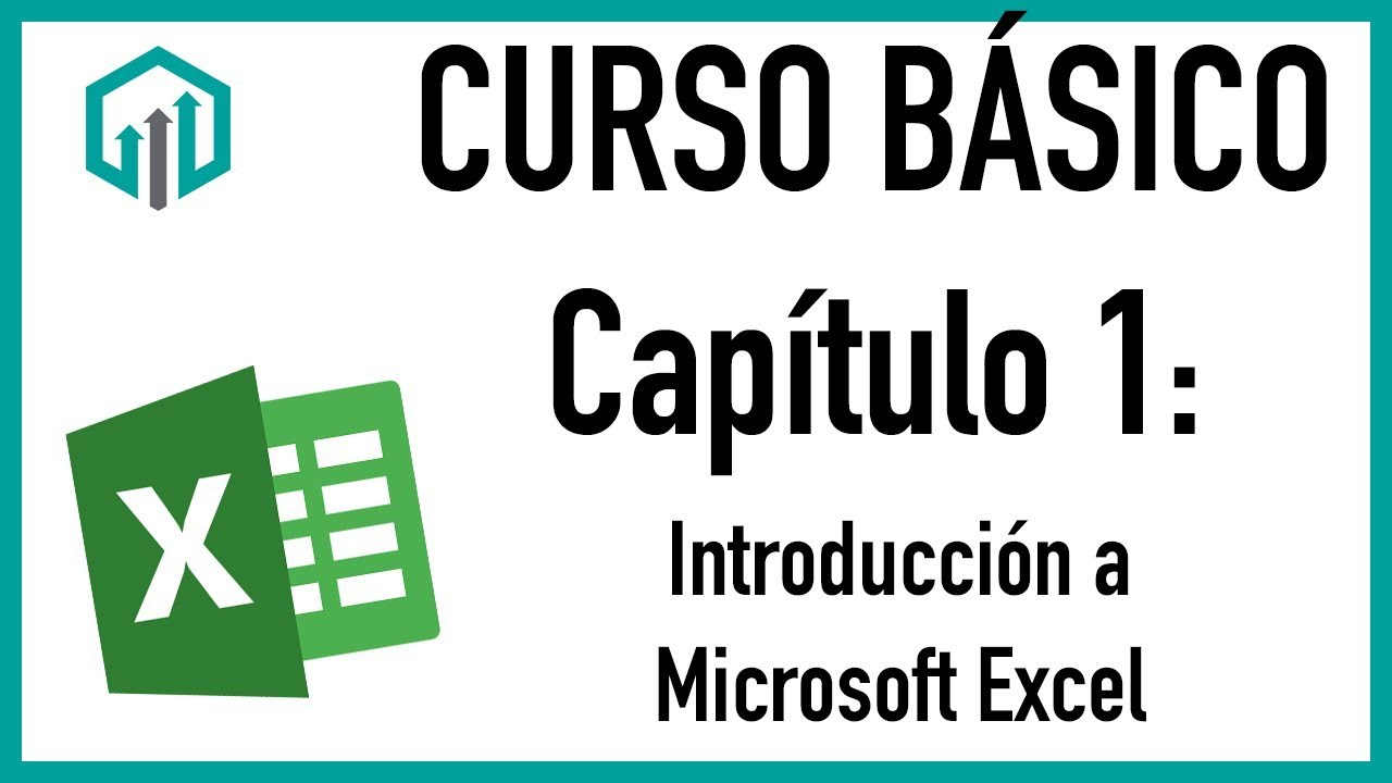 Curso de Excel Básico para principiantes - Capitulo 1