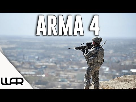 🙂 THE ULTIMATE TOP 10 ARMA 4 WISHLIST