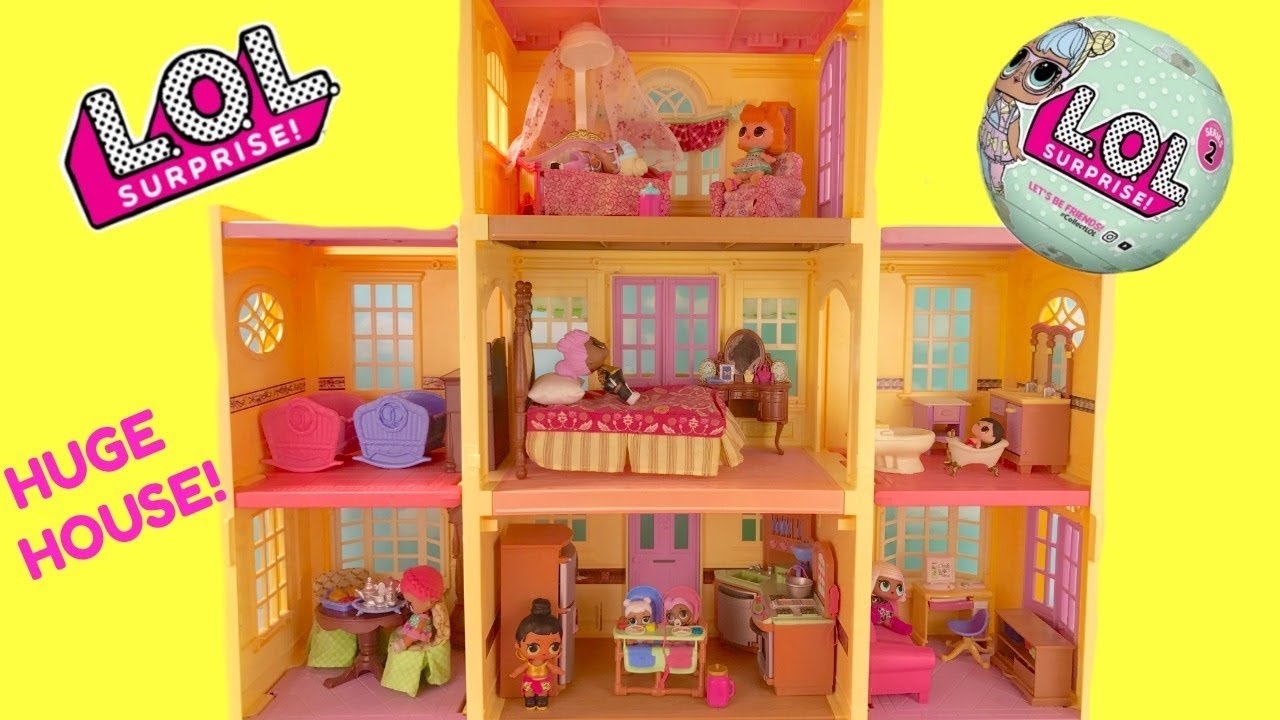 Making Doll House At Home