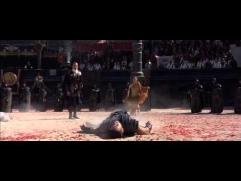 Gladiator - Last scene + ending