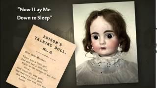 La Espantosas muñecas de Edison - Thomas Edison