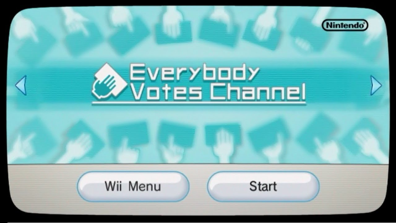 The Wii Everybody Votes Channel is Back With RiiConnect24!