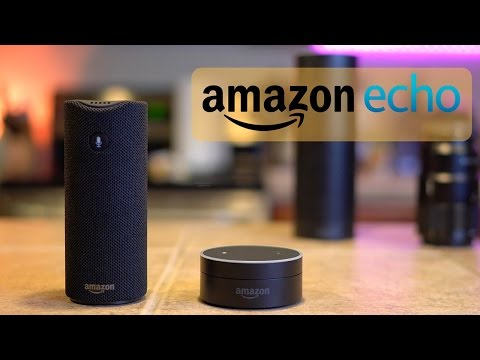 Amazon Tap and Echo Dot Overview: Amazon Alexa Home Automation!