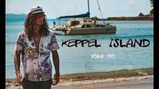 KEPPEL ISLAND- VLOG 002