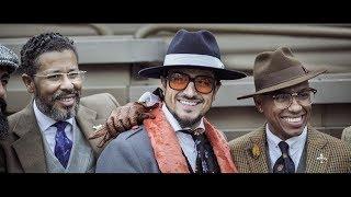 People from Pitti Immagine Uomo 93 Firenze 2018 - cinematic 4K