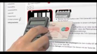 Sparkasse Neuss - Überweisung mit chipTAN (optisches Verfahren)