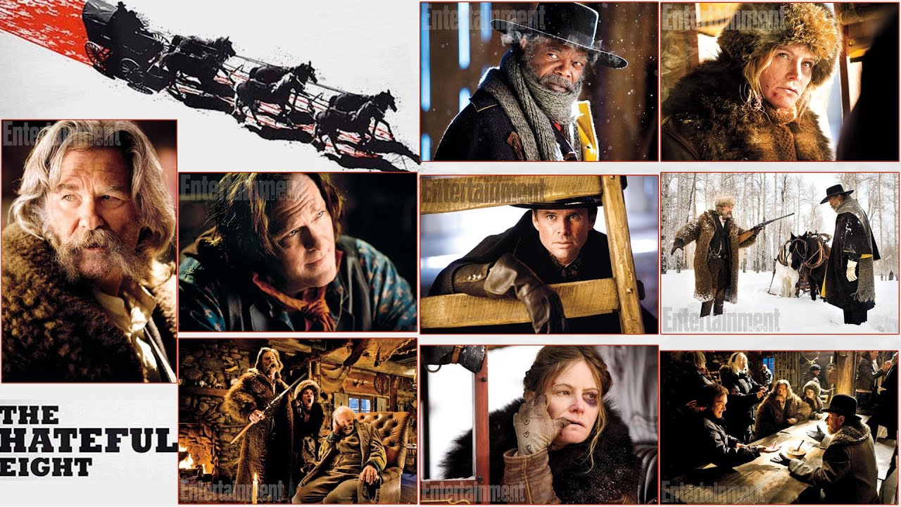 New Images Released For THE HATEFUL EIGHT - AMC Movie News ...
