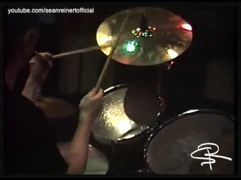 Sean Reinert impromptu drum solo at Morrisound 1990