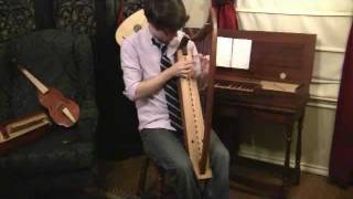 Смотреть клип Star of the County Down - Gothic Harp онлайн
