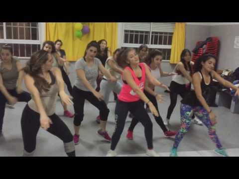 Pasito a pasitoo!! Free dance fusión IDALS