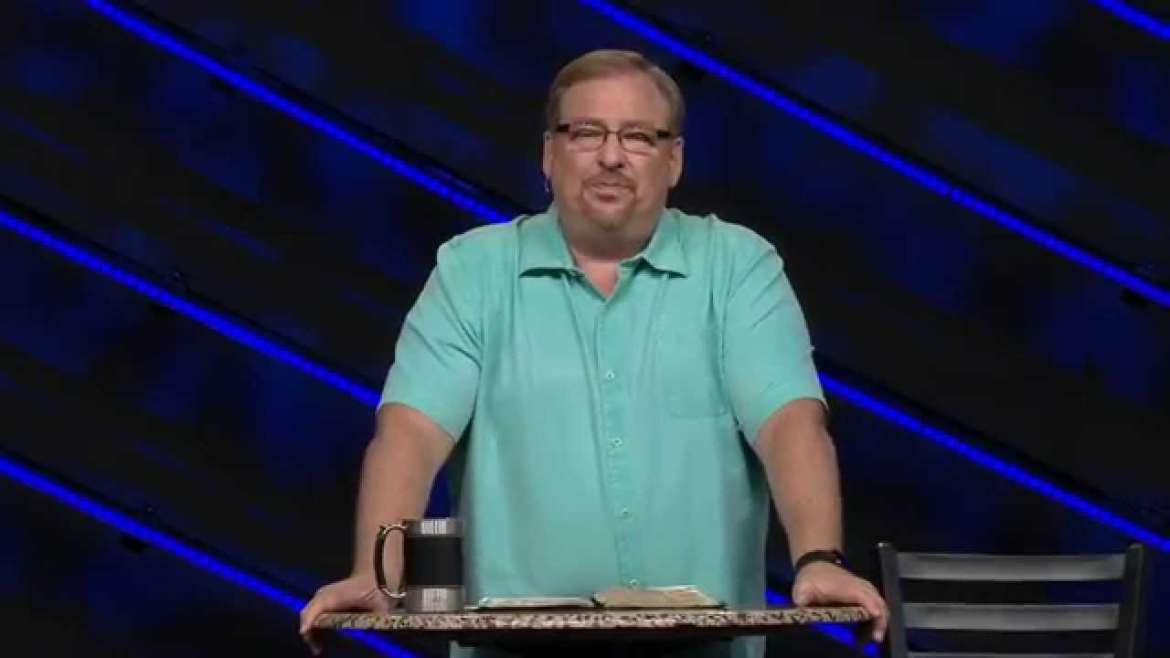 The Word VICTORY  with Rick Warren