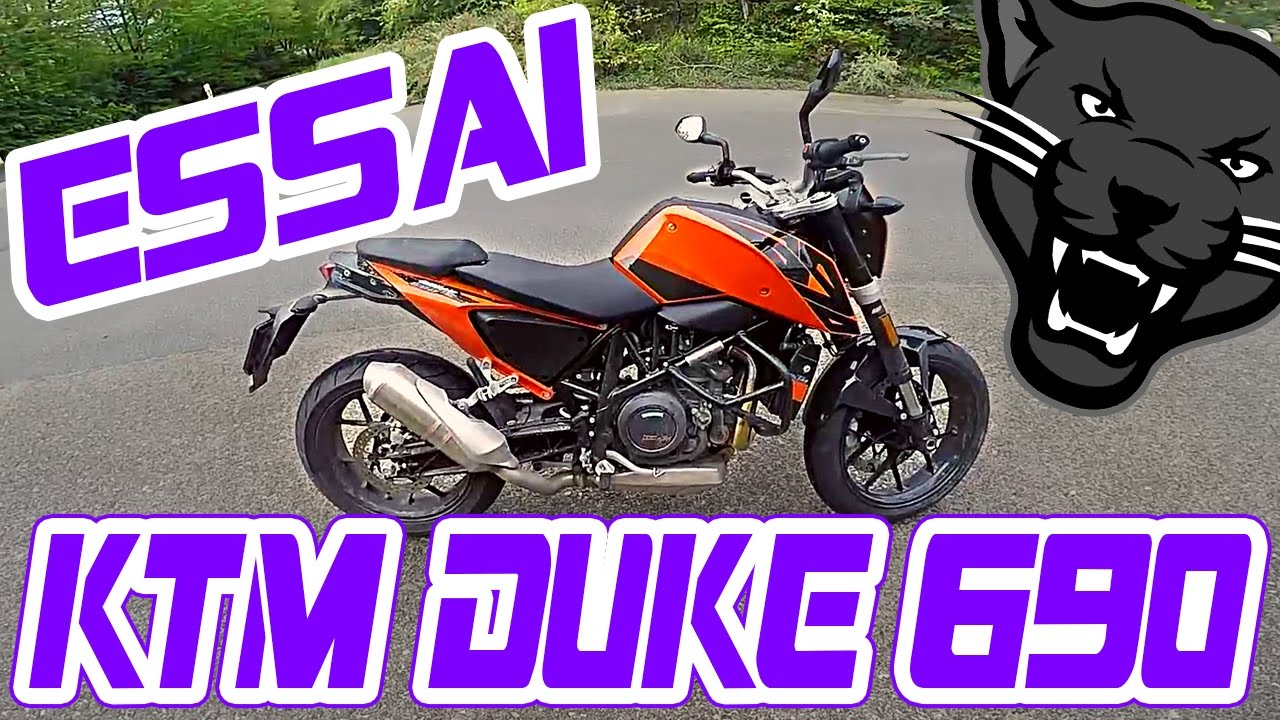 ktm duke 690 essai a2 un duker de plus ou pas maverick159 youtube. Black Bedroom Furniture Sets. Home Design Ideas