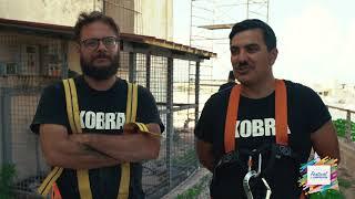 Intervista a Rosk&Loste// Festival di Lampedusa 2019