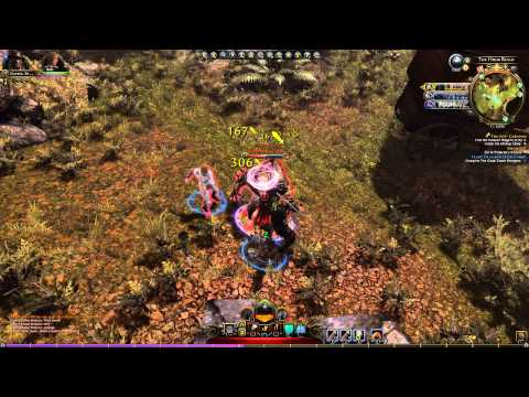 Neverwinter Online Random Camp Siege HD