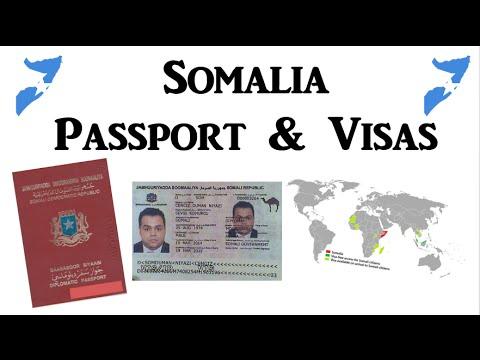 Somalia - Passport & Visas