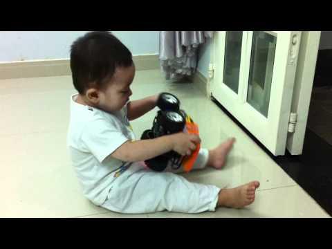 TinTin & xe đồ chơi