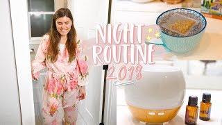 My Night Routine 2018! Vlogmas Day 13