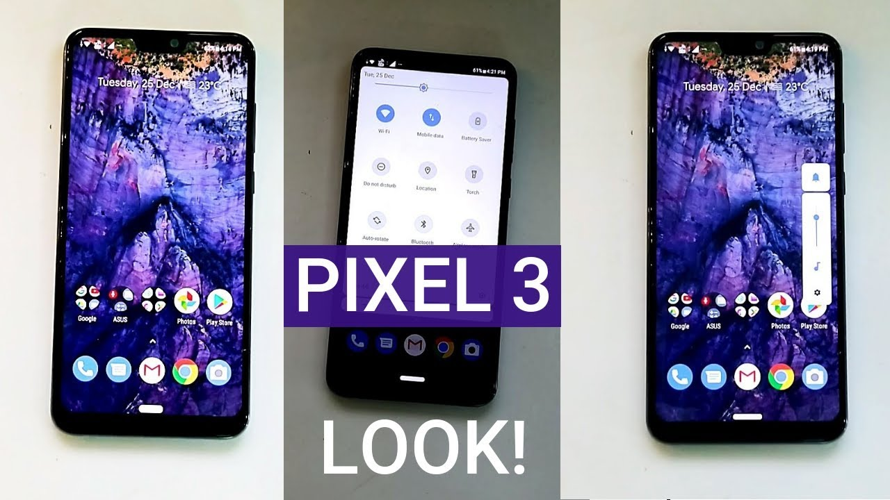 Turn Your Zenfone Max Pro M2 and Max Pro M1 Into Google Pixel 3 | No Root |  Hindi