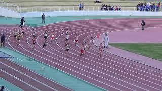 中学男子4×100mR 決 勝 1組 4月13日 1着 5レーン 46.40 佐野中 / 茨 城 [26...