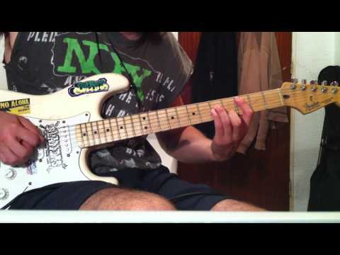 Violins (Lagwagon) How To Play Guitar Cover mp3
