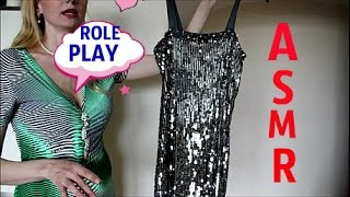 ❤️❤️ ASMR- ИГРА МАГАЗИН ЖЕНСКОЙ ОДЕЖДЫ ❤️❤️ ШЕПОТ/ASMR ROLE PLAY SHOPPING DRESS. WHISPERING(Мой второй КАНАЛ https://www.youtube.com/user/labellissima55555 ПОДПИСКА https://www.youtube.com/channel/UCs7YQqwd7paGaQ9sAO9POLA ROLE ..., 2015-04-23T10:21:56.000Z)