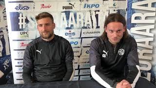 VPSTV: ENNAKKOPRESSI I VPS - FC Lahti 20.9