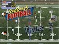 Backyard Football 1999 (PC) Game 2: Who's the King of the Jungle?