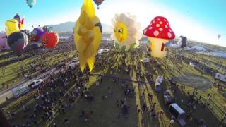 Life Afloat – An Albuquerque Balloon Fiesta Story