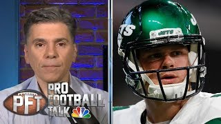 Can New York Jets weather storm without Samuel Darnold? | Pro Football Talk | NBC Sports