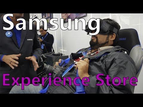 Apertura Samsung Experience Store - Mega Plaza