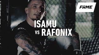 FAME MMA 5: Isamu vs Rafonix (Zapowiedź walki)