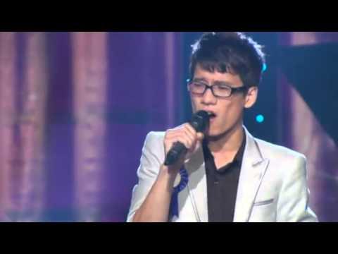 Giọng Ca Vàng 2012 - Thí Sinh Đoàn Minh Trung