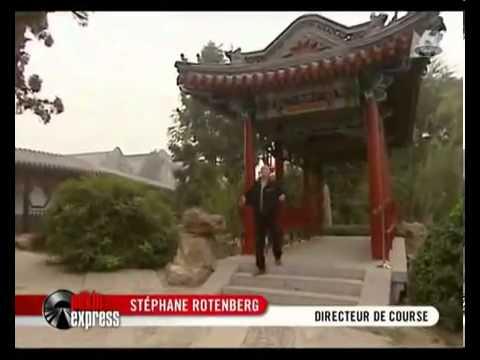 Pékin Express La Route De L'Himalaya episode 1
