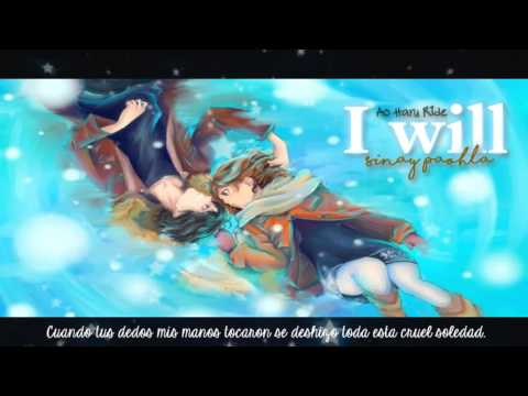 I will 「Ao haru ride」[FULL, Piano ver.] Fandub Español Latino【SINAY】