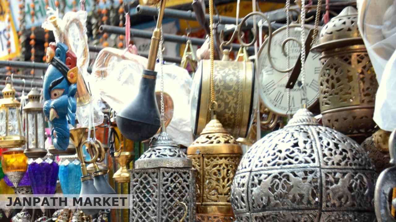 Where to do Diwali shopping in Delhi?