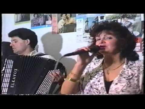Acordeonistas Portugueses - Antonio Gonçalves e Rosa Maria