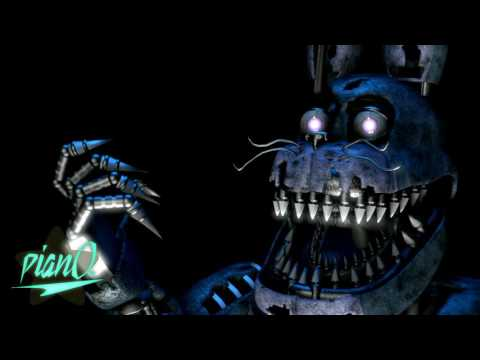 FNAF SFM] Left Behind - Song by DAGames (1080p)