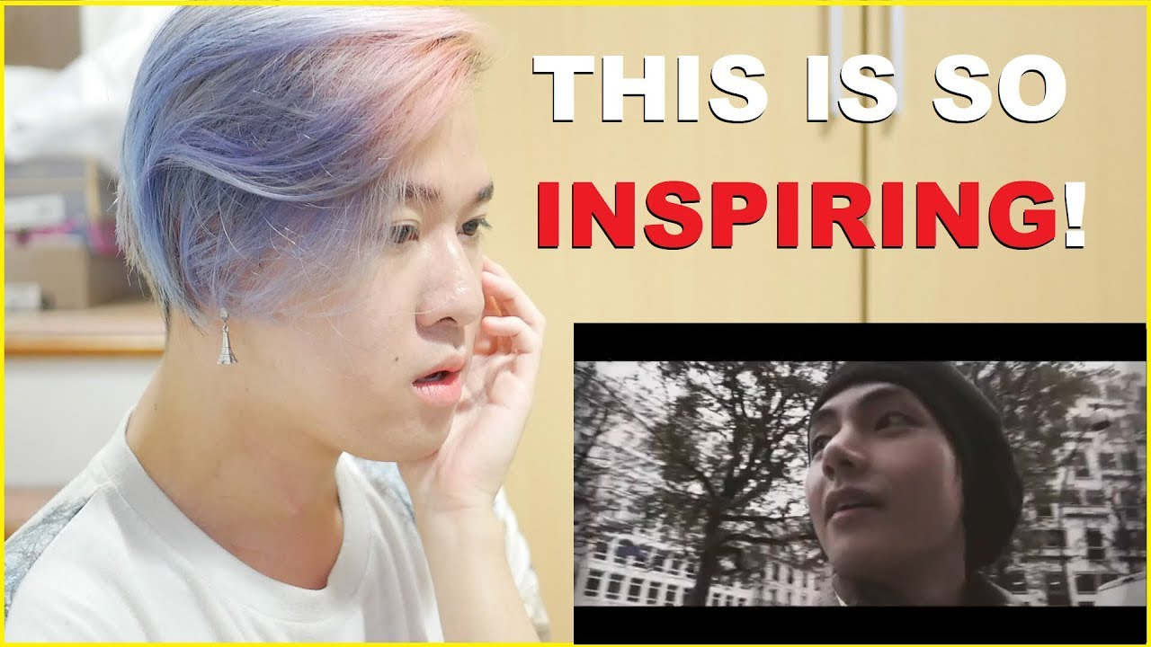 Winter Bear by V Reaction | TAEHYUNG IS SO TALENTED! | BTS Reaction
